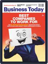 Business Today (Digital) Subscription April 5th, 2020 Issue