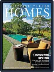 Philippine Tatler Homes (Digital) Subscription March 1st, 2014 Issue