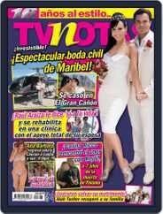 TvNotas (Digital) Subscription June 8th, 2010 Issue