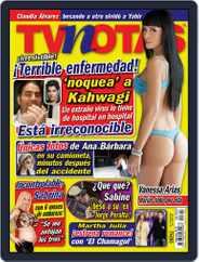 TvNotas (Digital) Subscription July 27th, 2010 Issue
