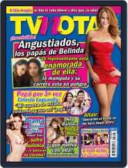 TvNotas (Digital) Subscription August 17th, 2010 Issue
