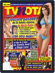 TvNotas (Digital) Subscription August 24th, 2010 Issue