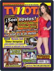 TvNotas (Digital) Subscription September 21st, 2010 Issue