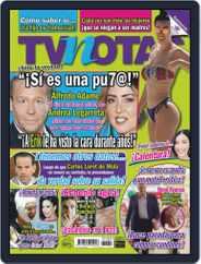 TvNotas (Digital) Subscription August 27th, 2019 Issue