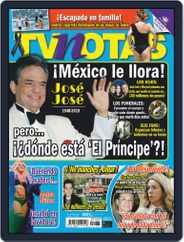 TvNotas (Digital) Subscription October 1st, 2019 Issue