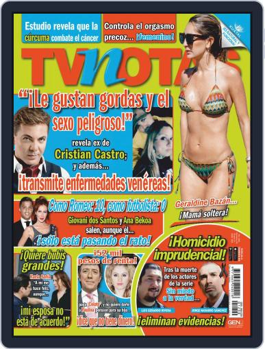 TvNotas (Digital) January 21st, 2020 Issue Cover