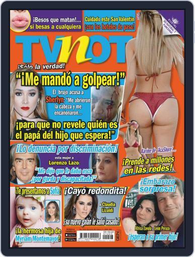 TvNotas (Digital) February 11th, 2020 Issue Cover