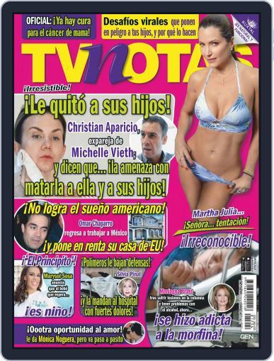 TvNotas (Digital) February 18th, 2020 Issue Cover