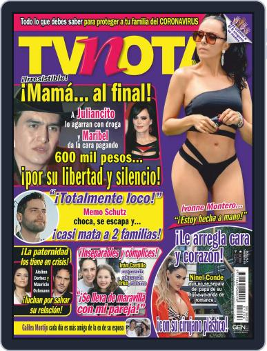TvNotas (Digital) March 3rd, 2020 Issue Cover