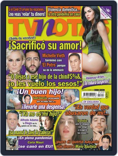 TvNotas (Digital) April 21st, 2020 Issue Cover
