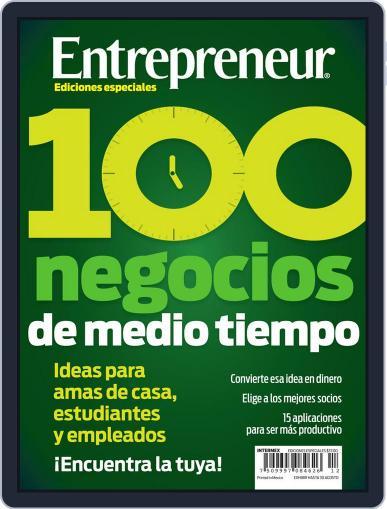 Entrepreneur Especial Magazine (Digital) August 7th, 2012 Issue Cover