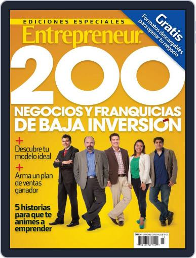 Entrepreneur Especial September 25th, 2012 Digital Back Issue Cover