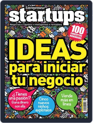 Entrepreneur Especial May 15th, 2014 Digital Back Issue Cover