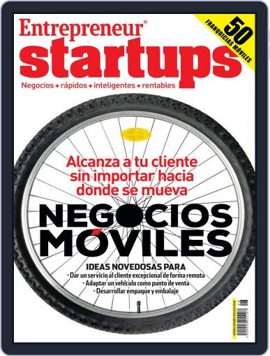 Entrepreneur Especial Magazine (Digital) May 1st, 2015 Issue Cover