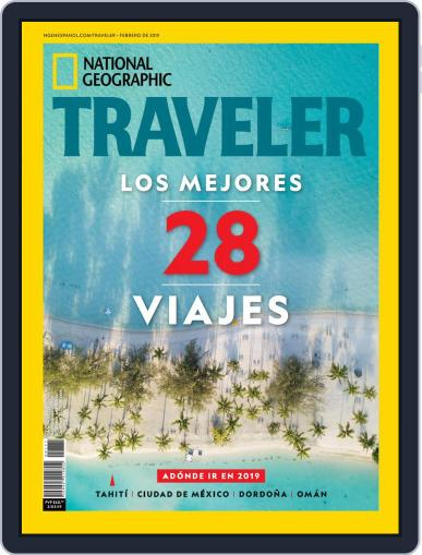 National Geographic Traveler - Mexico (Digital) February 1st, 2019 Issue Cover