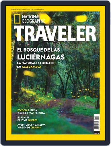 National Geographic Traveler - Mexico (Digital) September 1st, 2019 Issue Cover