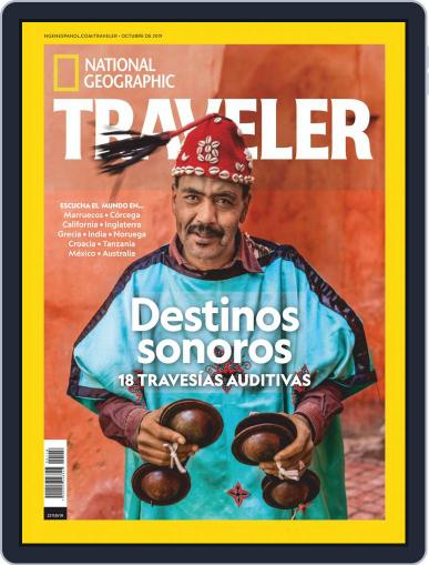 National Geographic Traveler - Mexico (Digital) October 1st, 2019 Issue Cover