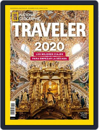National Geographic Traveler - Mexico (Digital) December 1st, 2019 Issue Cover
