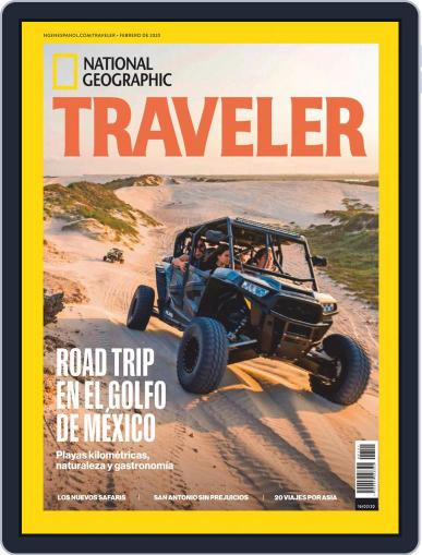 National Geographic Traveler - Mexico (Digital) February 1st, 2020 Issue Cover