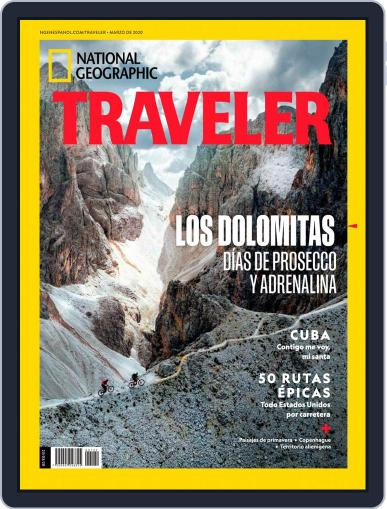 National Geographic Traveler - Mexico (Digital) March 1st, 2020 Issue Cover