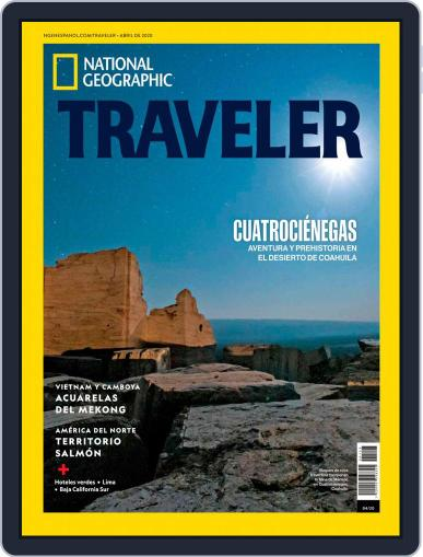 National Geographic Traveler - Mexico (Digital) April 1st, 2020 Issue Cover