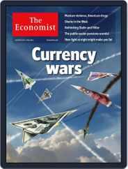 The Economist Latin America (Digital) Subscription October 15th, 2010 Issue