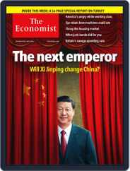 The Economist Latin America (Digital) Subscription October 22nd, 2010 Issue