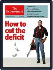 The Economist Latin America (Digital) Subscription November 19th, 2010 Issue