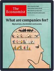 The Economist Latin America (Digital) Subscription August 24th, 2019 Issue