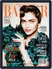 Harper's Bazaar India (Digital) Subscription November 18th, 2011 Issue