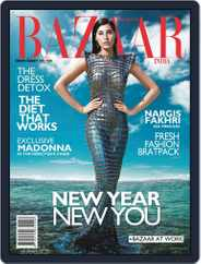 Harper's Bazaar India (Digital) Subscription January 15th, 2012 Issue