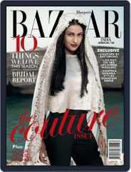 Harper's Bazaar India (Digital) Subscription October 15th, 2012 Issue