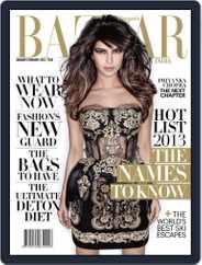 Harper's Bazaar India (Digital) Subscription January 21st, 2013 Issue