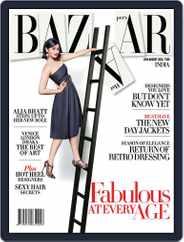 Harper's Bazaar India (Digital) Subscription July 11th, 2013 Issue