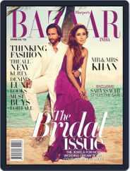 Harper's Bazaar India (Digital) Subscription October 11th, 2013 Issue