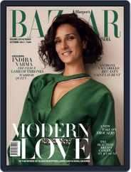 Harper's Bazaar India (Digital) Subscription October 1st, 2017 Issue