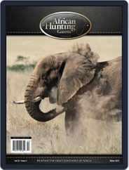 African Hunting Gazette (Digital) Subscription November 1st, 2016 Issue