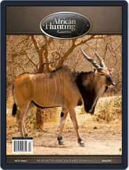 African Hunting Gazette (Digital) Subscription January 1st, 2018 Issue