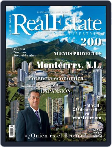 Real Estate Market & Lifestyle May 1st, 2018 Digital Back Issue Cover