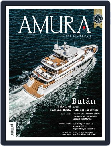 Amura Yachts & Lifestyle (Digital) September 1st, 2017 Issue Cover