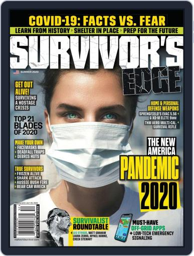 Survivor's Edge (Digital) March 30th, 2020 Issue Cover