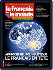 Le Français Dans Le Monde (Digital) Subscription May 1st, 2018 Issue