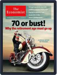 The Economist Continental Europe Edition (Digital) Subscription April 8th, 2011 Issue