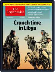 The Economist Continental Europe Edition (Digital) Subscription April 22nd, 2011 Issue