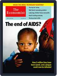 The Economist Continental Europe Edition (Digital) Subscription June 3rd, 2011 Issue