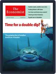 The Economist Continental Europe Edition (Digital) Subscription August 5th, 2011 Issue