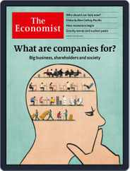 The Economist Continental Europe Edition (Digital) Subscription August 24th, 2019 Issue