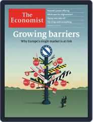 The Economist Continental Europe Edition (Digital) Subscription September 14th, 2019 Issue