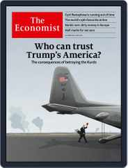 The Economist Continental Europe Edition (Digital) Subscription October 19th, 2019 Issue