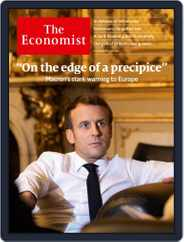 The Economist Continental Europe Edition (Digital) Subscription November 9th, 2019 Issue